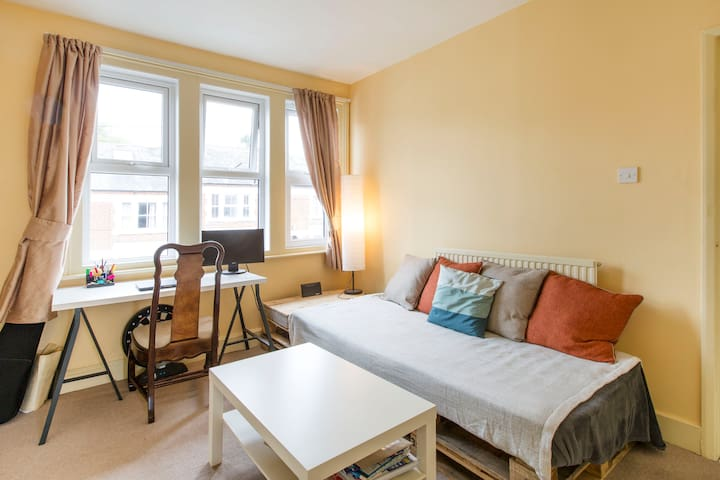 One bedroom apartment 10 min walk from city center - Oxford - Apartamento
