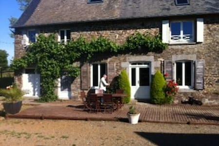 2 studios gîtes restaurés 20 mn Mt St Michel - Gavray - Ev