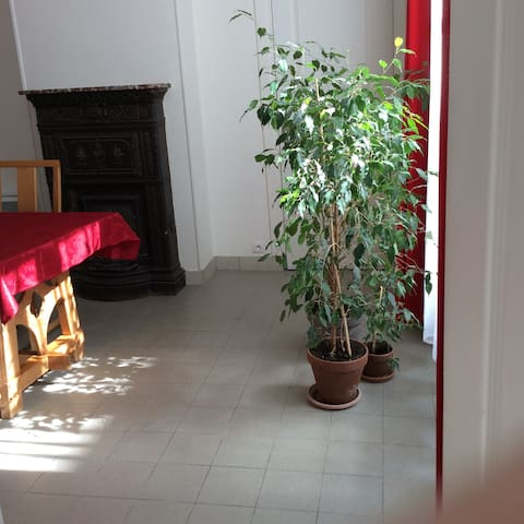 chambre MONTROUGE limite sud Paris métro ligne 4 - Montrouge - Apartament