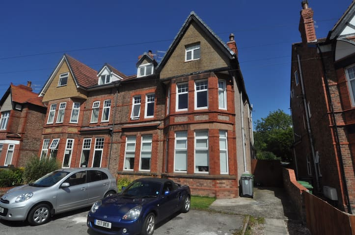 Self contained apartment in West Kirby. - West Kirby - Apartament