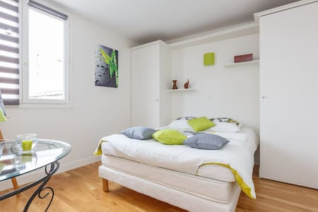 So chic apartment near Paris - 勒瓦卢瓦-佩雷 - 公寓