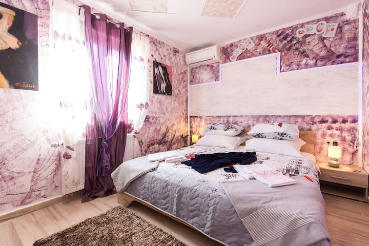 Lover's room ....