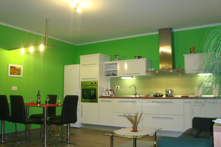 Location is ideal for your trip     - Vipava - Apartment