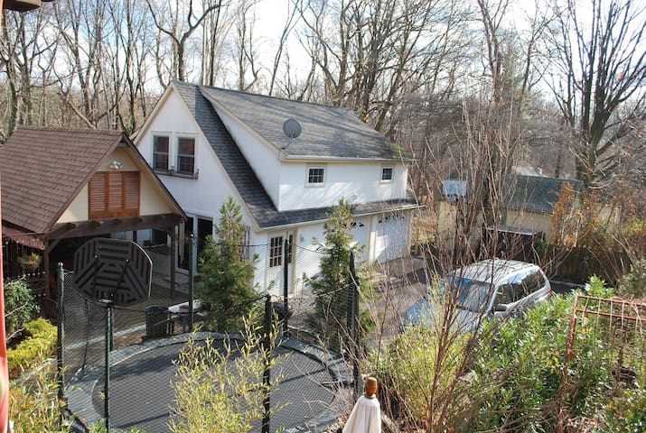 Lovely Carriage House near NYC - Montclair - Apartment