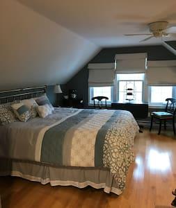 Cape Escape at PORCHSIDE, Harwich MA - Guest Suite