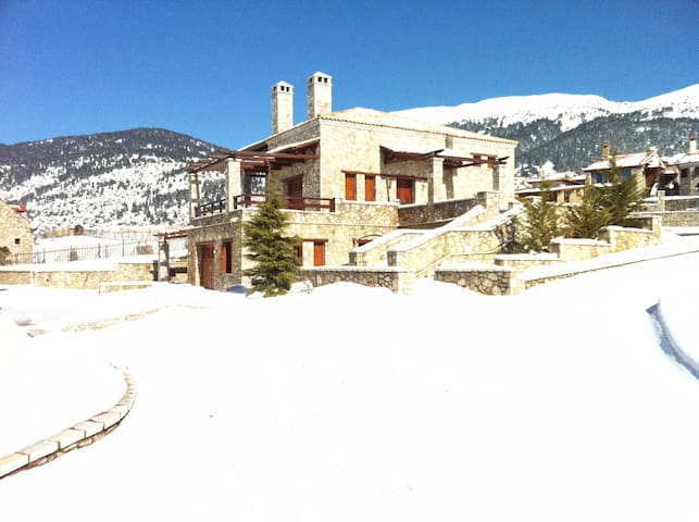 TRADITIONAL LUXURY VILLA - EMARGINA