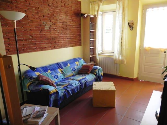Lucca - Casa vicina alle mura e al centro città