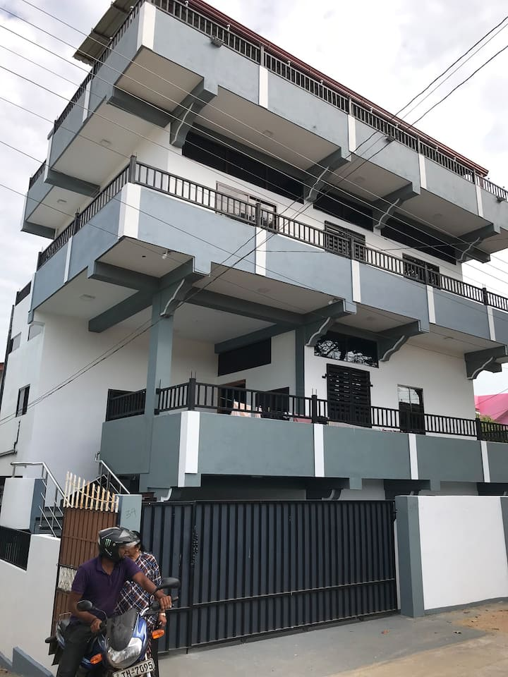 Guest home in Trincomalee