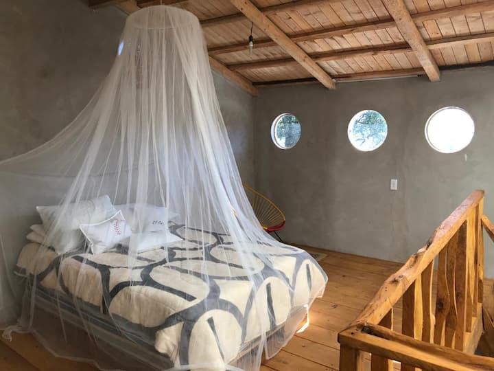 Cabaña de descanso en Tlazala