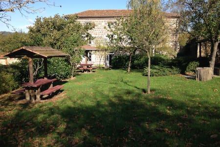 Les Jardins d'Anna - Le Potager  - Saint-Ilpize