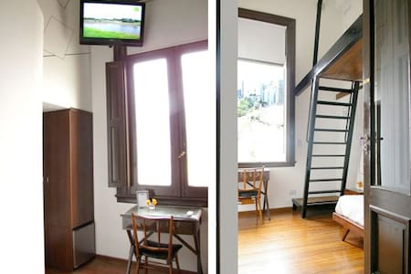 Room #302 Kimber Benton - Buenos Aires