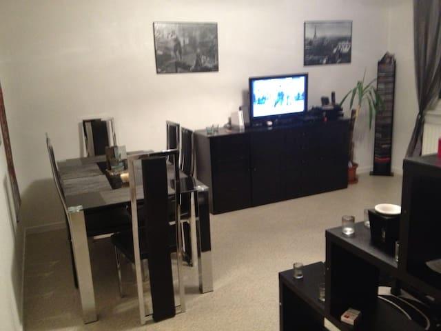 Appartement agréable - Saulcy sur meurthe - Flat
