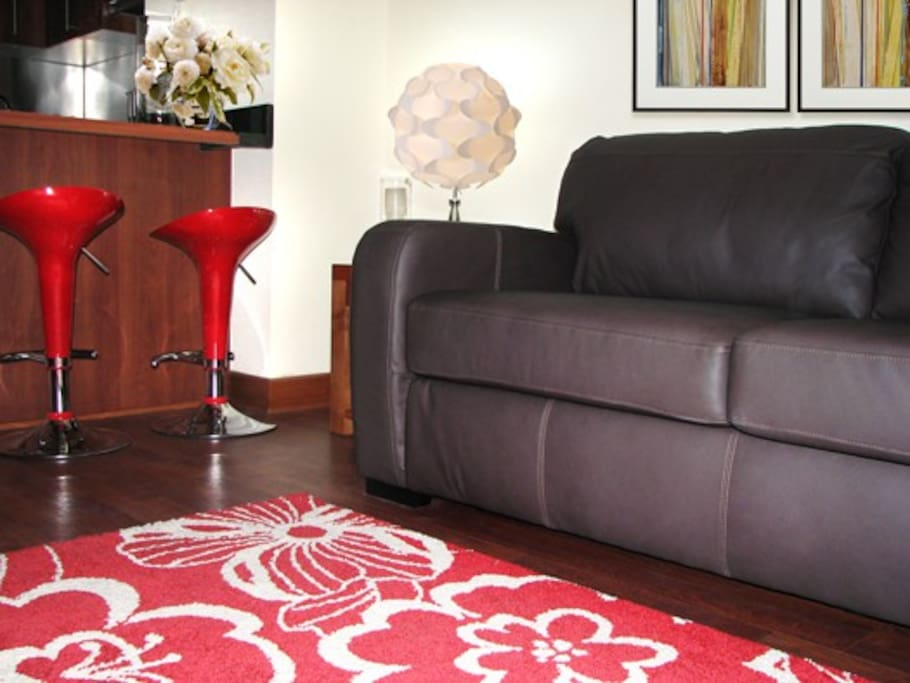 living con sofa cama plaza y media. (armable)