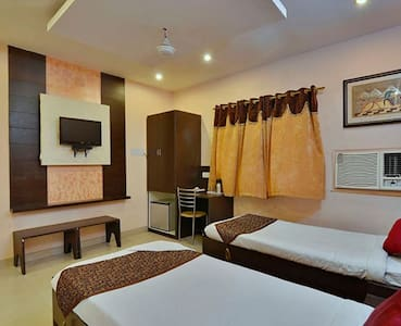 Hotel Blues Shivalik(Deluxe Room)