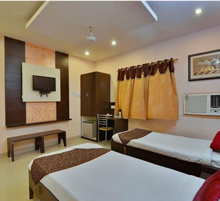 Hotel Blues Shivalik(Deluxe Room)