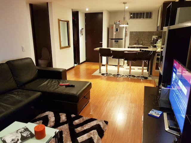 Cozy apartment in Bogotá