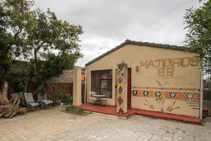 MamuMajoro's homestay experience