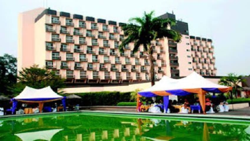 Imo Concorde Hotel .Most sought after hotel in Owerri
