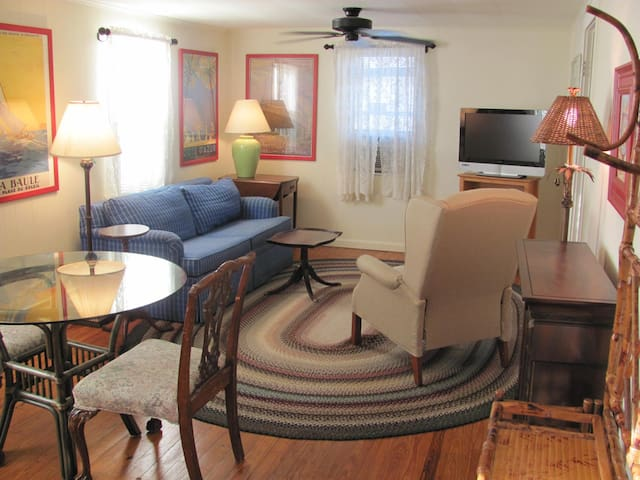 A Great Little Upstairs Apartment - Orlando - Daire