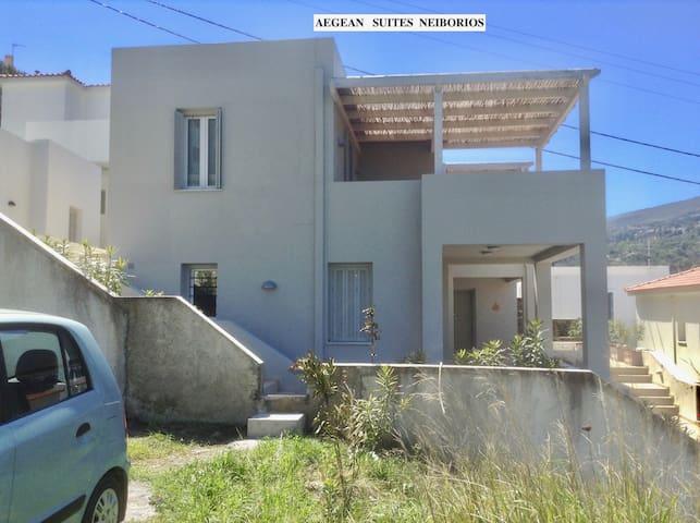 Aegean Suites - Neiborios