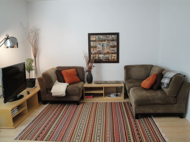 Cozy 2BD in Ravenswood area