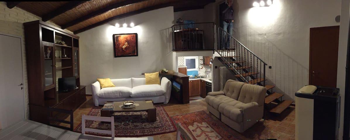 Apartment AirONE Lago Maggiore