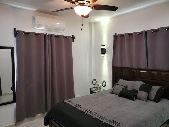 1 Bed at Embassy Apartment in Belize City