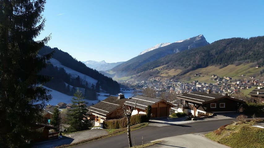 Great flat for Alps journey - Le Grand-Bornand - Apartament