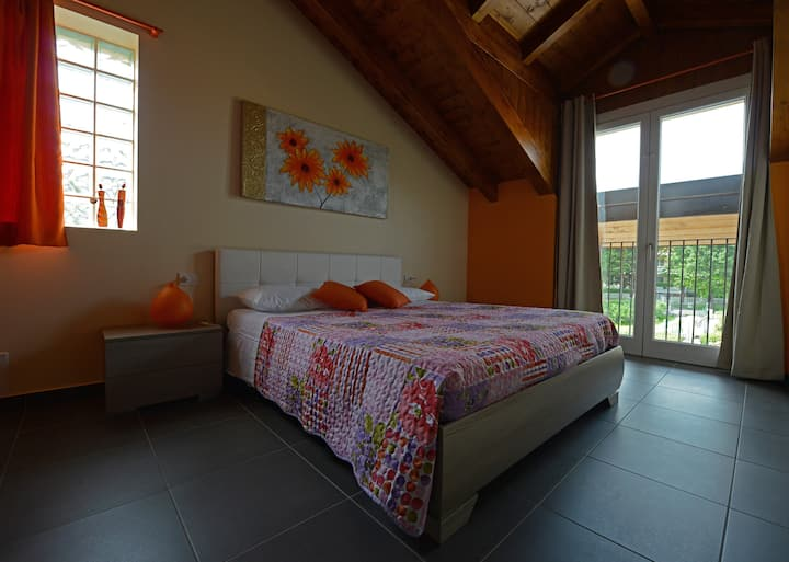 Margherita room I fiori Di Malpensa