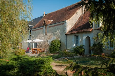 Spacious house in Loire Valley - Saint-Hippolyte