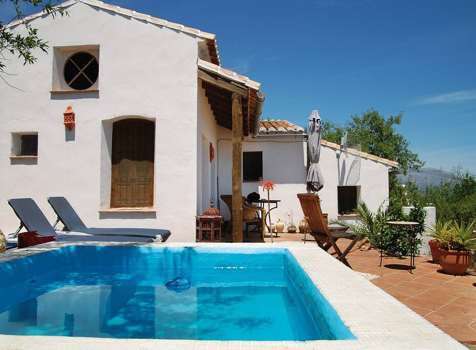 Dip pool on Terrace