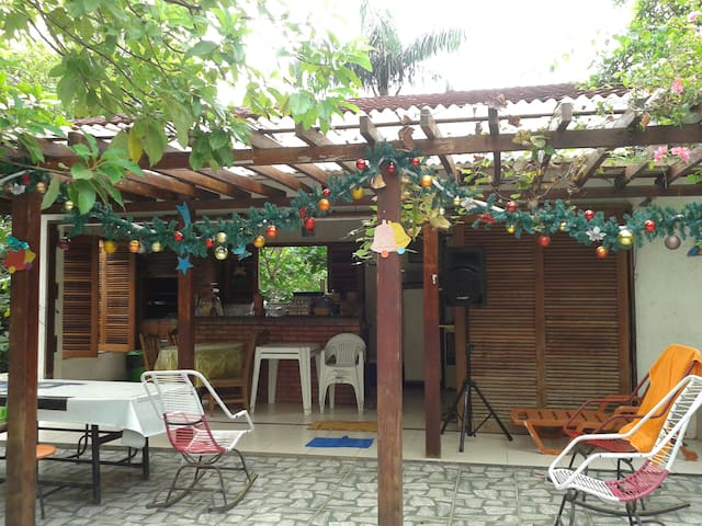 Amazon Hostel, Sitio Pousada_5 - Iranduba - Bed & Breakfast