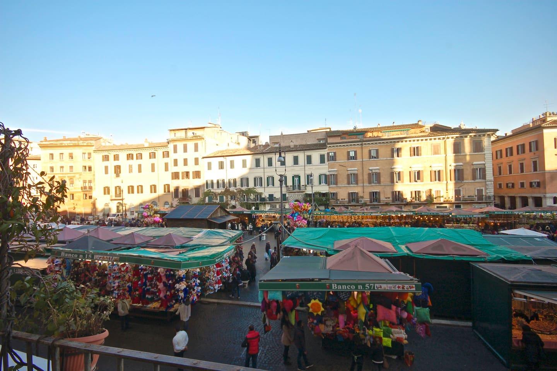 Piazza Navona View Apartment