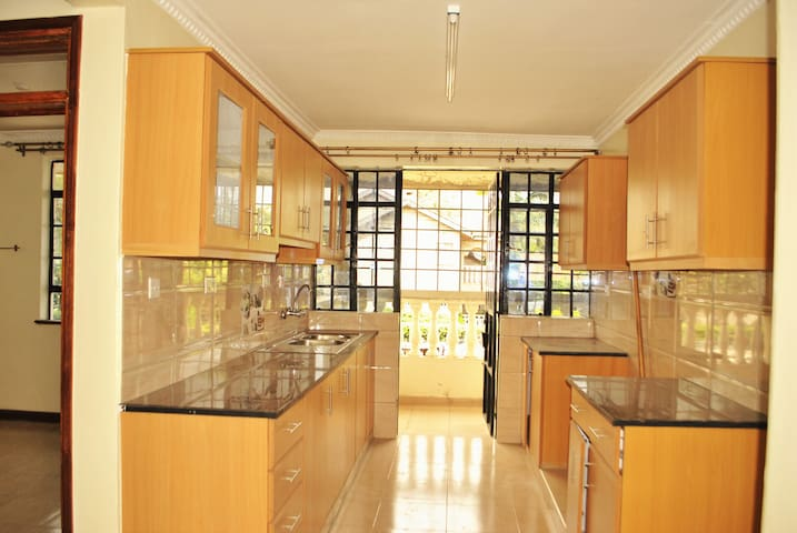Shiny New Guest Houses in Nairobi