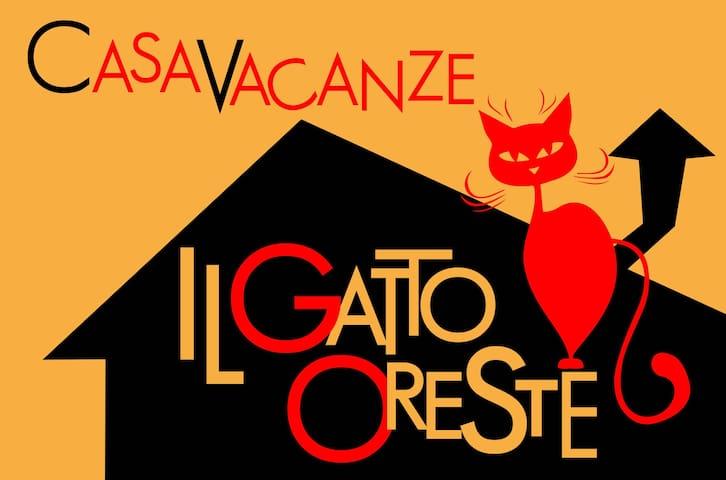 """Casa vacanze """"Il gatto Oreste"""" - Celleno"""
