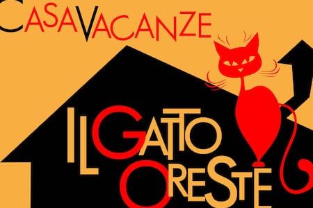 """Casa vacanze """"Il gatto Oreste"""" - Celleno - Talo"""