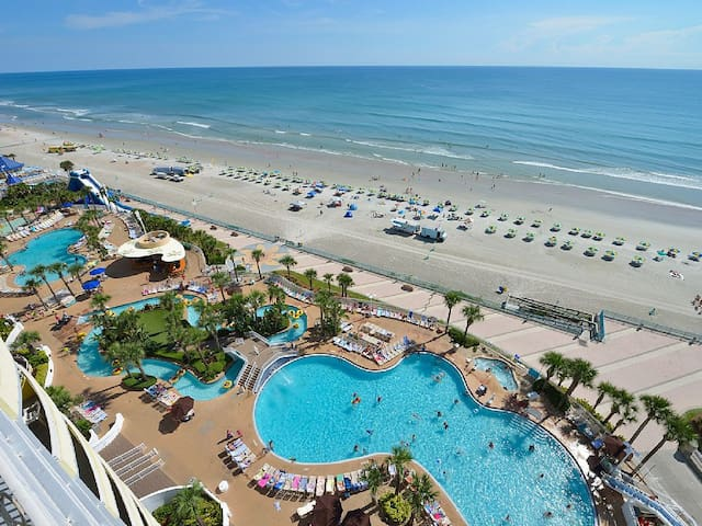 Oceanfront 7th Floor Luxury - 5 Star Resort, WiFi - Daytona Beach - Apto. en complejo residencial