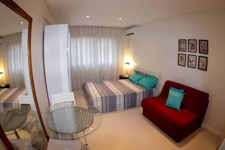 Estúdio Aconchegante, 2 quadras mar - Balneário Camboriú - Apartmen