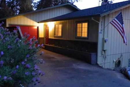 Spacious Mountain Getaway - Tuolumne