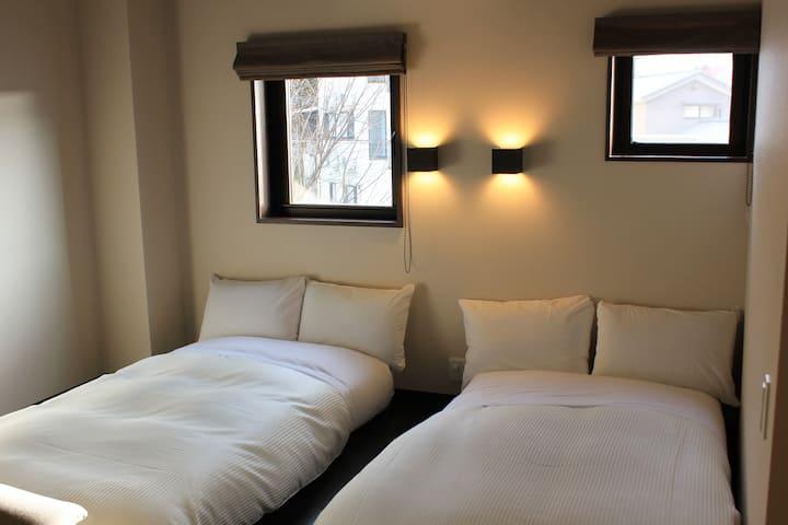 """Hakone Hot spring """"Kuoritei"""" Corner's room"""