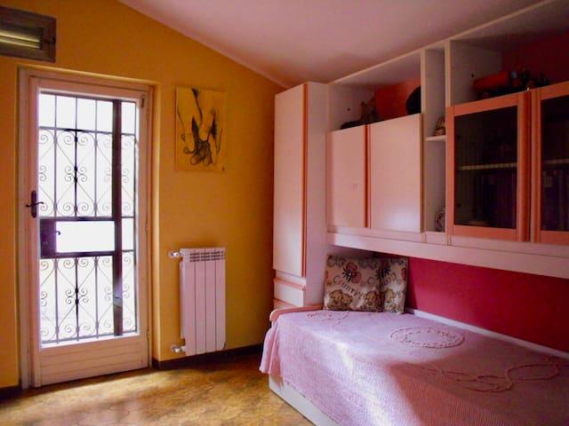 Camera 3. Due letti singoli