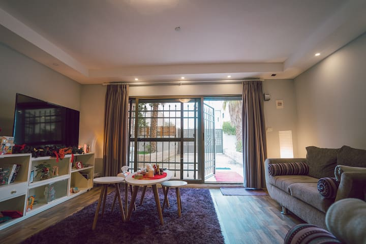 Villa Karrain Madaba-Studio one