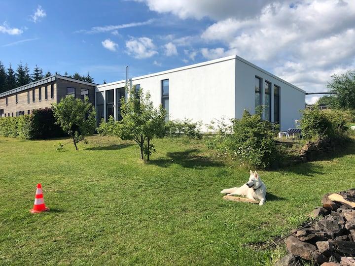 Ferienhaus Blocksberg am Trial-und Enduro Park