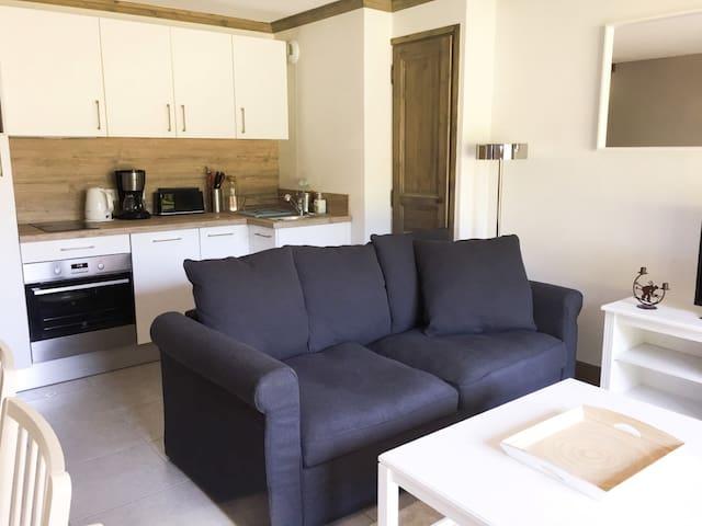 E303-Appartement de  55 m2 pour 6 pers