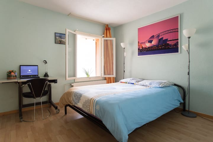 Cheap Room +Taxi Free - Bern - House