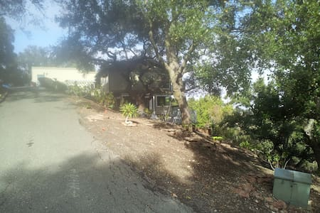 Silicon Valley Seclusion - Los Altos Hills - Haus