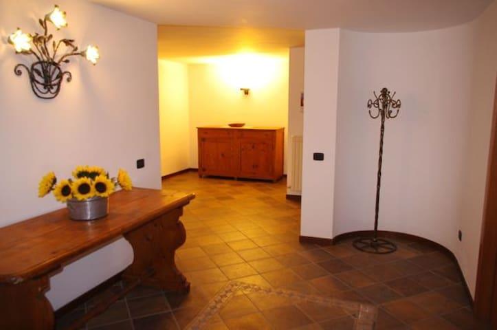 Appartamento Rustico - Santo Stefano Ticino - Casa