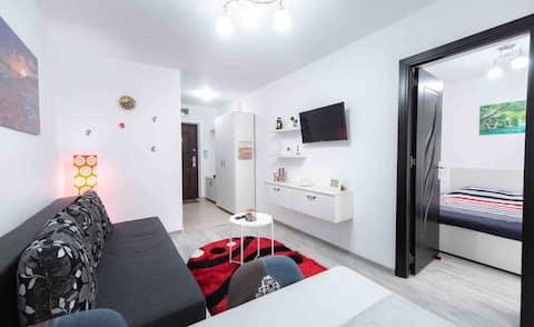 Apartament 2 camere - Beta Residence, Saturn