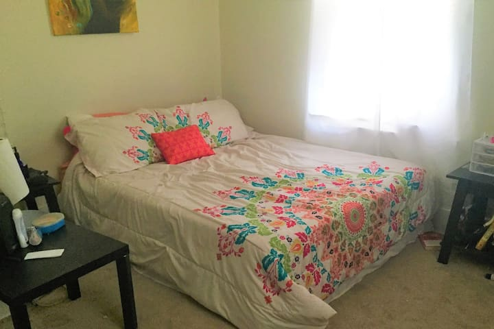 Comfy 2 bedroom Apt close to KSU and Aggieville - Manhattan - Pis