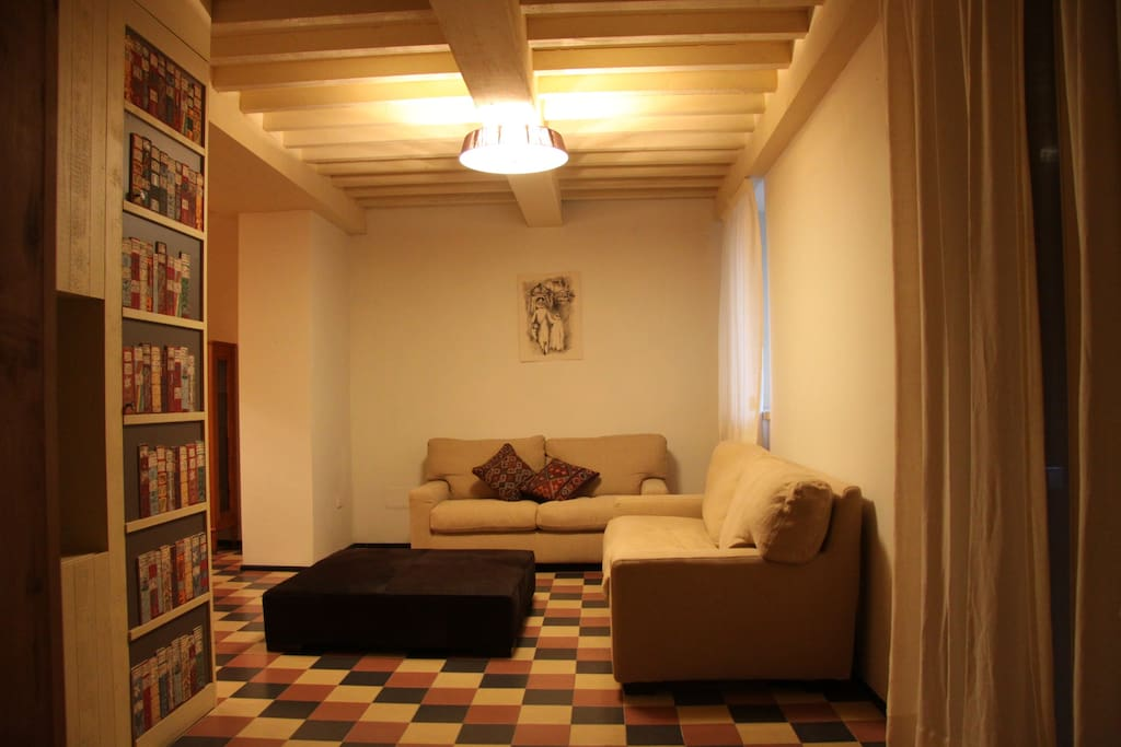Ingresso/Soggiorno Casa Corsica